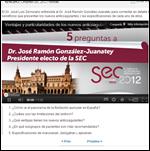 Video: Ventajas y particularidades de los nuevos anticoagulantes. SEC 2012