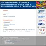 Módulos de entrenamiento para estudiantes de ciencias de la salud en uso racional de antibióticos y prevención y control de infecciones
