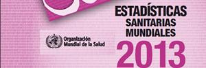 Estadísticas sanitarias mundiales OMS 2013