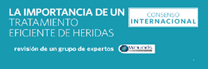Consenso Internacional: La importancia de un tratamiento eficiente de heridas. Wounds International 2013