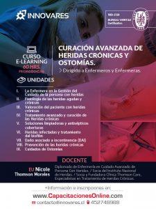 Afiche-Curso-Curacion-Avanzada-de-Heridas-Cronicas-y-Ostomias