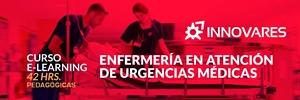 Curso E Learning Enfermería en Atención de Urgencias Médicas -OTEC Innovares