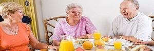 La nutrición en el adulto mayor: una oportunidad para el cuidado de enfermería, Enfermería Universitaria- 2017
