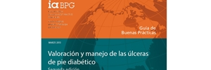 Guía de Buenas Prácticas. Valoración y manejo de las úlceras de pie diabético. 2da ed. RNAO 2013