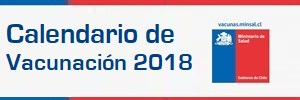 Calendario Vacunas MINSAL Chile 2018