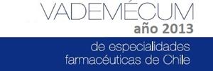 VADEMÉCUM de especialidades farmacéuticas de Chile 2013