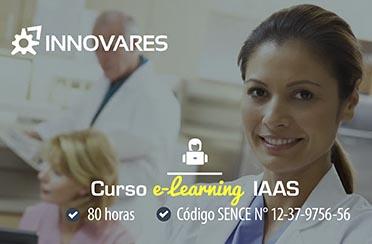 Curso E Learning IAAS 80 Horas (01/10/2018) – OTEC Innovares