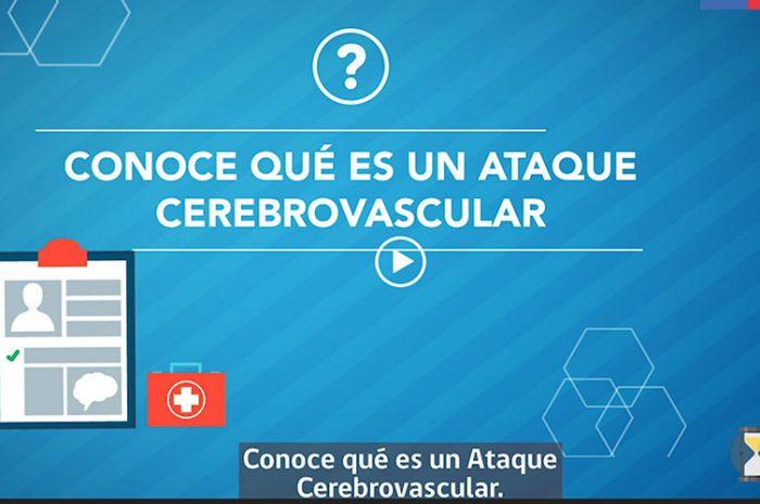 Video Campaña de ACV en tiempos de COVID. MINSAL Chile